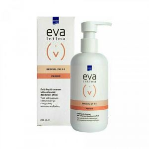 Intermed Eva Intima Period Special pH3.5 Καθαριστικό Ευαίσθητης Περιοχής 250ml