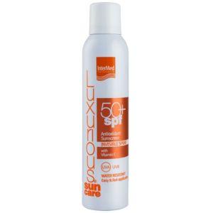 Intermed Luxurious Sun Care Antioxidant Sunscreen Invisible Spray Spf50 200ml