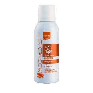Intermed Luxurious Sunscreen Mousse SPF50 Αντιηλιακό σε Μορφή Αφρού 100ml