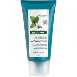 Klorane Aquatic Mint Προστατευτική Μαλακτική Κρέμα Κατά της Ρύπανσης Με Υδάτινη Μέντα 150ml