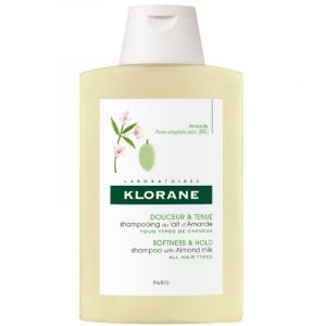 Klorane Σαμπουάν Με Αμύγδαλο Για Λεπτά Μαλλιά Χωρίς Όγκο 200ml