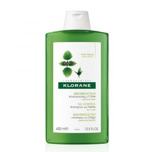 Klorane Shampooing Ortie Σαμπουάν Με Εκχύλισμα Τσουκνίδας Για Λιπαρά Μαλλιά 400ml