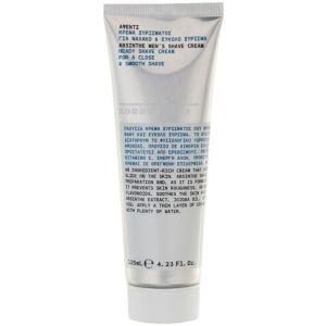 Korres Men's Shave Cream Κρέμα Ξυρίσματος Αψέντι 125ml