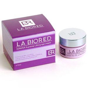 La Biored Luxious Supreme Lifting Eye Cream Αντιρυτιδική Κρέμα Ματιών για Επανόρθωση 15ml