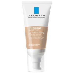 La Roche Posay Toleriane Sensitive Light Ενυδατική & Καταπραϋντική Κρέμα Προσώπου Mε Χρώμα Μπεζ - Nude 50ml