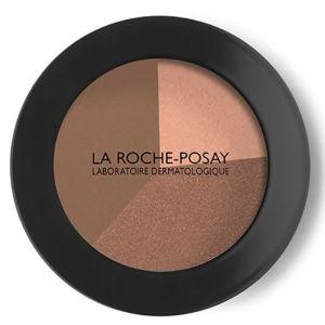 La Roche Posay Toleriane Teint Bronzing Powder Πούδρα 3 Αποχρώσεων για Φυσικό Μπρονζέ Αποτέλεσμα 12gr