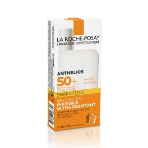 La Roche Posay Anthelios Shaka Fluid SPF50+ Αντιηλιακή Κρέμα Προσώπου  50ml