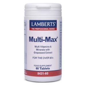 Lamberts Multi-Max 60 tabs