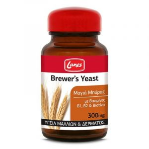Lanes Brewers Yeast 300Mg 200 Tabs