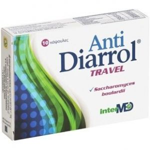 Intermed Antidiarrol Travel 10Caps