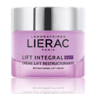 Lierac Lift Integral Κρέμα Νύχτας Lift Αναδόμησης για Σύσφιξη & Ανόρθωση 50ml