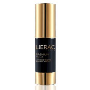Lierac Premium The Eye Cream Κρέμα Ματιών για Απόλυτη Αντιγήρανση 15ml