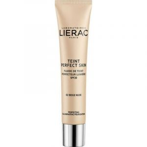 Lierac Teint Perfect Skin Make Up Σε Λεπτόρρευστη Υφή SPF20 02 Μπεζ Φυσικό 30ml