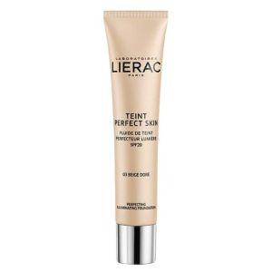 Lierac Teint Perfect Skin Make - up σε Λεπτόρρευστη Υφή SPF20 03 Μπεζ Χρυσαφί 30ml