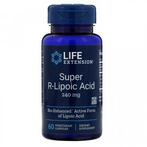Life Extension Super R-Lipoic Acid - Αντιοξειδωτικό 60 veg.caps