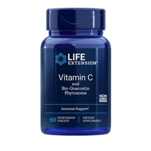 Life Extension Vitamin C & Bio-Quercetin Phytosome 60 Tabs