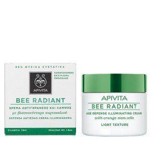 Apivita Νέα Bee Radiant Ελαφριάς Υφής 50ml