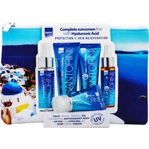 Intermed Πακέτο Promo Luxurious Santorini Suncare Hydrating Καλοκαιρινό Σετ Αντιηλιακής Προστασίας & Ενυδάτωσης