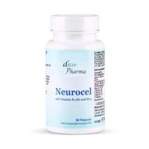 Metapharm Dp Neurocel Συμπλήρωμα Διατροφής Για Τη Φυσιολογική Λειτουργία Του Νευρικού Συστήματος 60caps
