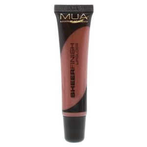 MUA Sheer Finish Lip Gloss Cant Stop 15ml 1τμχ