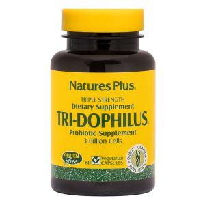 Natures Plus Tri-Dophilus 60 ταμπλέτες