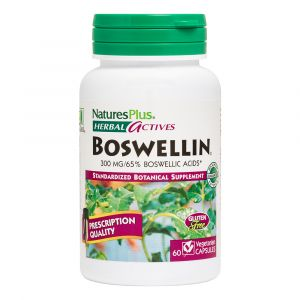 Natures Plus Boswellin 300 mg 60 Φυτικές Κάψουλες