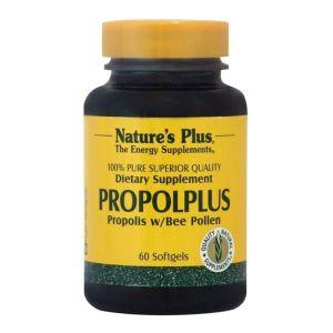 Nature's Plus Propolplus 60 Μαλακές Κάψουλες