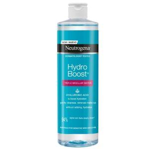 Neutrogena Hydro Boost Micellar Water Νερό Καθαρισμού Για Το Πρόσωπο 400ml