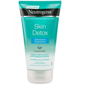 Neutrogena Skin Detox Scrub Απολέπιση Προσώπου 150ml