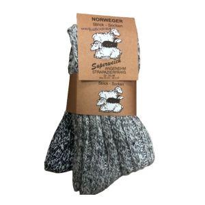 Norweger Thermal Κάλτσες Unisex Γκρι-Ανοιχτό 2048 2 Ζευγάρια