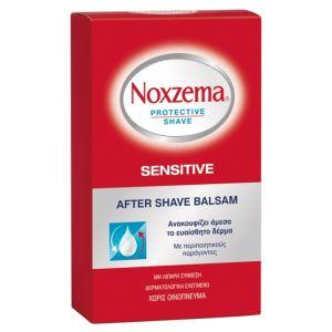 Noxzema Protective Shave Sensitive After Shave Balsam Για Μετά Το Ξύρισμα 100ml