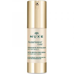 Nuxe Nuxuriance Gold Nutri-Revitalizing Αντιγηραντικό Serum 30ml
