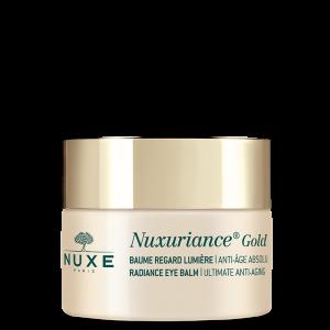 Nuxe Nuxuriance Gold Ultimate Anti-Aging Radiance Eye Balm Αντιγηραντικό Balm Λάμψης Ματιών 15ml