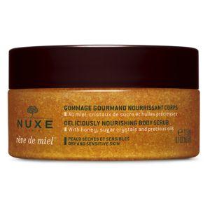 Nuxe Reve De Miel Body Scrub Για Ξηρές - Ευαίσθητες Επιδερμίδες 175ml