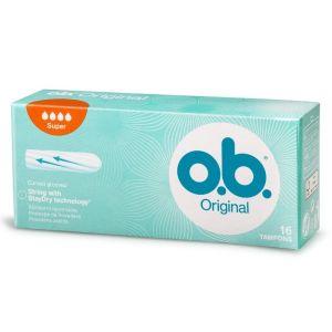 O.b.® Original Super 16 Ταμπόν