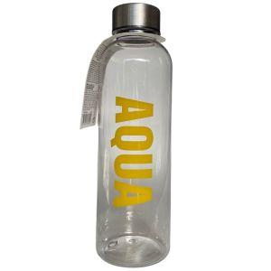 Excellent Houseware Aqua Μπουκάλι Νερού Σε Κίτρινο Χρώμα 500ml