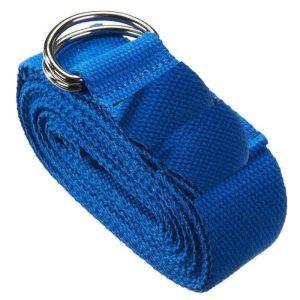 OEM Ιμάντας - Ζώνη Γυμναστικής Μπλε 1τμχ