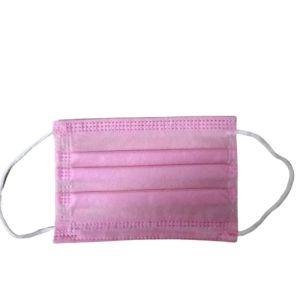OEM Παιδική Χειρουργική Μάσκα Προσώπου Ροζ 5 Τμχ