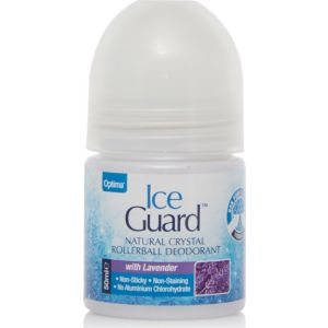 Optima Ice Guard Rollerball Deodorant Αποσμητικό με Λεβάντα 50ml
