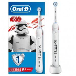 Oral-B Παιδική Ηλεκτρική Οδοντόβουρτα Star Wars 6+ Ετών 1 Τμχ