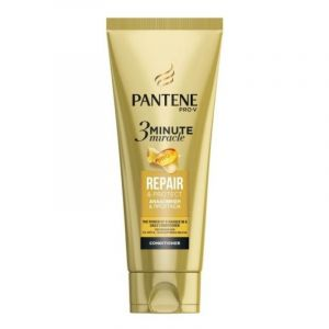 Pantene Pro-V 3 Minute Miracle Repair & Protect Conditioner για Αναδόμηση & Προστασία 200ml