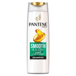 Pantene Pro-V Smooth & Sleek Σαμπουάν για Απαλά & Μεταξένια Μαλλιά 360ml