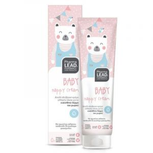 Pharmalead Baby Nappy Cream Απαλή Αδιάβροχη Κρέμα Αλλαγής Πάνας 150ml