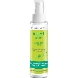 Pharmasept Insect Lotion Απωθητικό Spray Για Κουνούπια 100ml
