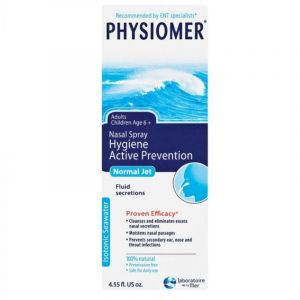 Physiomer Jet Normal Ισότονο Αποσυμφορητικό Ρινικό Διάλυμα Παιδιά 6+ Κι Ενήλικες 135ml