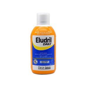 Eludril Daily Στοματικό Διάλυμα Κατά Της Οδοντικής Πλάκας 500ml