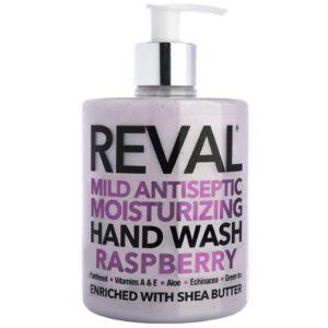 Reval Mild Antiseptic Moisturizing Hand Wash Raspberry Καθαριστικό Χεριών 500ml