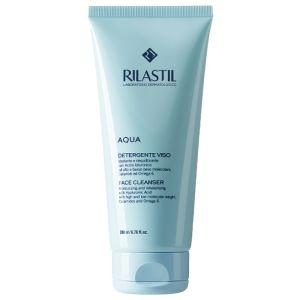 Rilastil Aqua Ενυδατικό Καθαριστικό Προσώπου 200ml