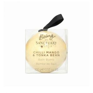 Sanctuary Spa Chilli Mango & Tonka Bean Βόμβα Μπάνιου 1τμχ