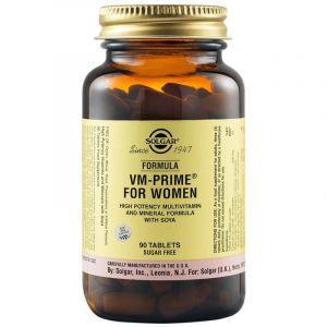 Solgar Formula Vm Prime For Women 90 Ταμπλέτες